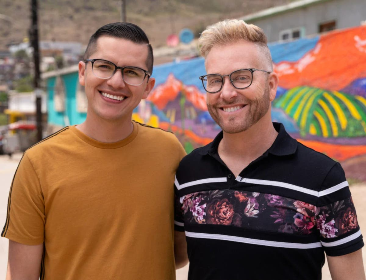 90 Fiancé de jour: The Other Way – fans welcome Armando's reunion with father