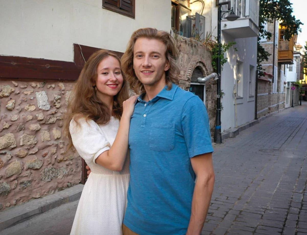 90 デイフィアンセ: The Other Way – Meet new couple Steven and Alina