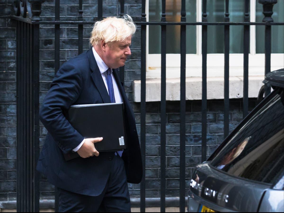 Boris Johnson facing corruption legal battle over £4.8bn levelling-up fund