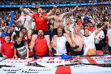 Euro 2020 matches at Wembley caused 'significant public health risk', study finds