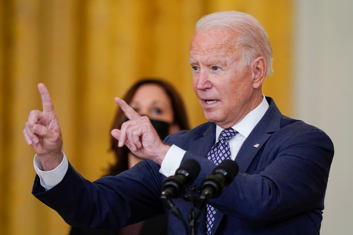 As Biden monitors Afghanistan, no weekend stay in Delaware