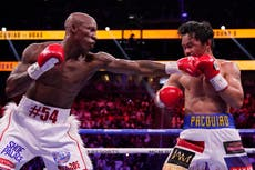 Yordenis Ugas beats Manny Pacquiao by unanimous decision to keep WBA title