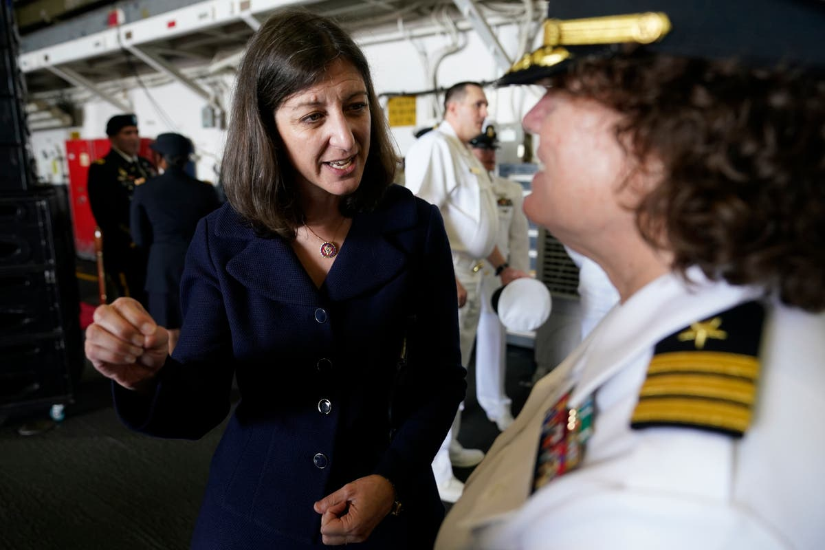 Veterans are prized recruits as congressional candidates