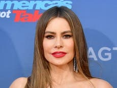 Sofia Vergara opens up about being diagnosed with thyroid cancer aged 28