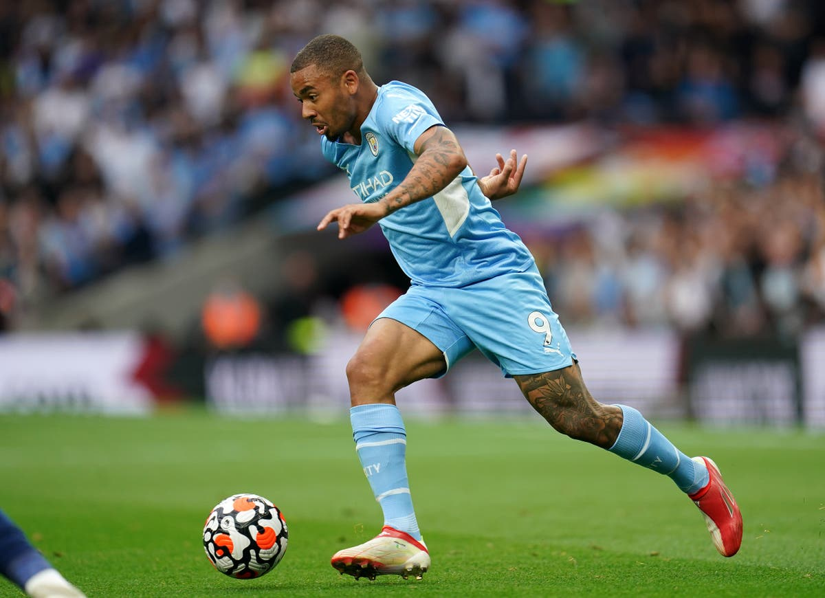 Gabriel Jesus says confidence is returning after stellar showing against Norwich
