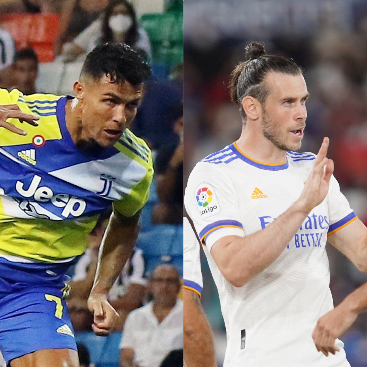 Ronaldo and Bale catch the eye but neither Juventus nor Real Madrid manage a win