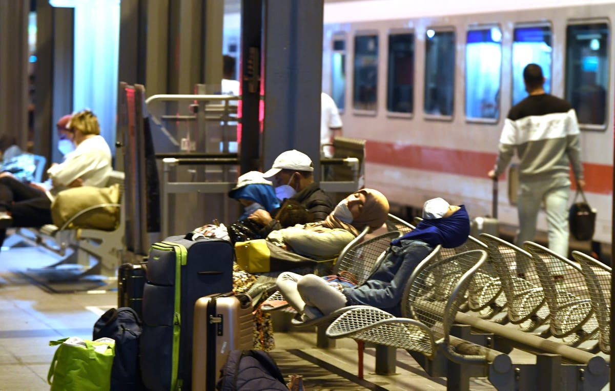 German train drivers to stage third strike over pay