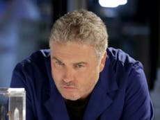 CSI star William Petersen rushed to hospital after falling ill on set of new sequel series