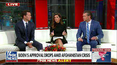 Fox News mocked for claiming Jill Biden is to blame for Afghanistan