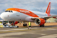 EasyJet passengers stuck on plane for two hours amid police incident