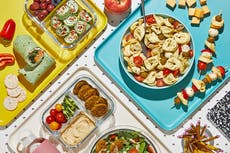 Five back-to-school packed lunch ideas that parents will love too