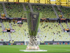 Europa League: When is the group-stage draw?