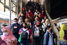 Indonesia official says Jakarta has reached 'herd immunity'