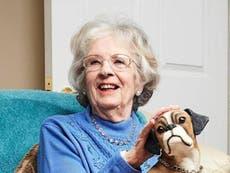 メアリー・クックの死: ゴーグルボックススターが死ぬ, 老いた 92