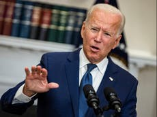 Biden addresses vaccine skeptics as FDA authorizes to Pfizer: 'The moment you've been waiting for is here'