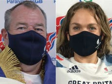 Ellie Simmonds and John Stubbs to be GB flagbearers for Paralympics opening ceremony