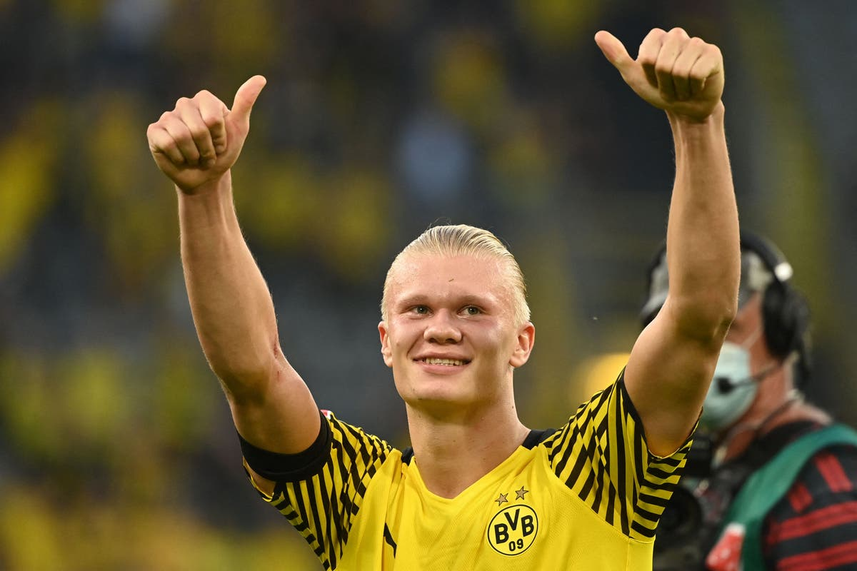 Erling Haaland can get even better, Borussia Dortmund manager claims
