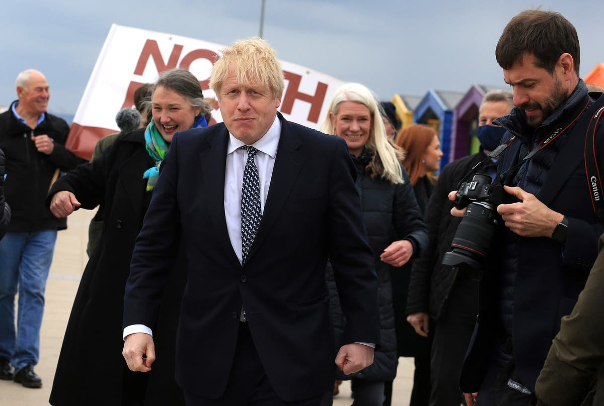 Labour demand sleaze inquiry over funding of Boris Johnson's by-election jet flight