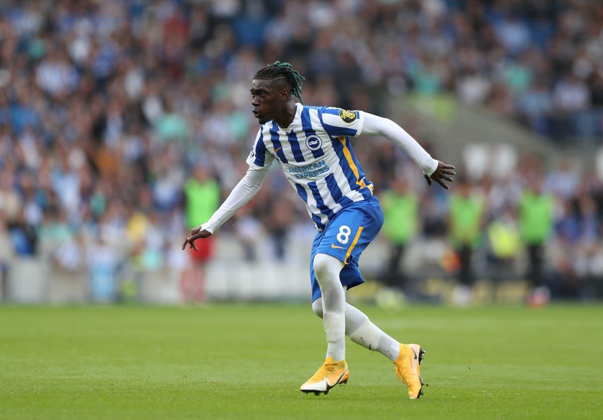 'Unique' Brighton midfielder Yves Bissouma doubtful for Arsenal game