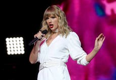 Taylor Swift reveals new release date for 'Red (Taylor's Version)'