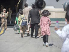 Sign our petition demanding the UK takes in more Afghan refugees
