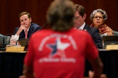 With Democrats back, Texas GOP pushes ahead with voting bill
