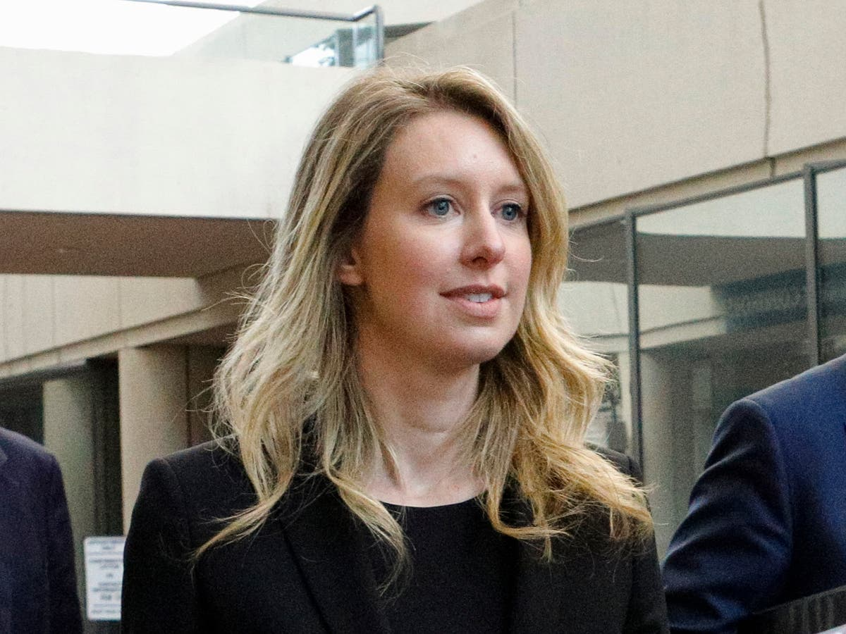Elizabeth Holmes claims sexual abuse by ex-partner in Theranos fraud trial defence