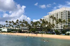 Hawaii to welcome vaccinated tourists from November