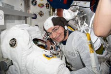ISS spacewalk delayed  due to astronaut's undisclosed medical issue