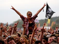 Warm and sunny weather forecast for Reading and Leeds festivals