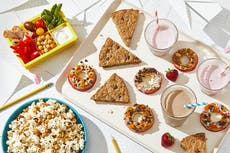 Back to school and work snacks to encourage healthy eating