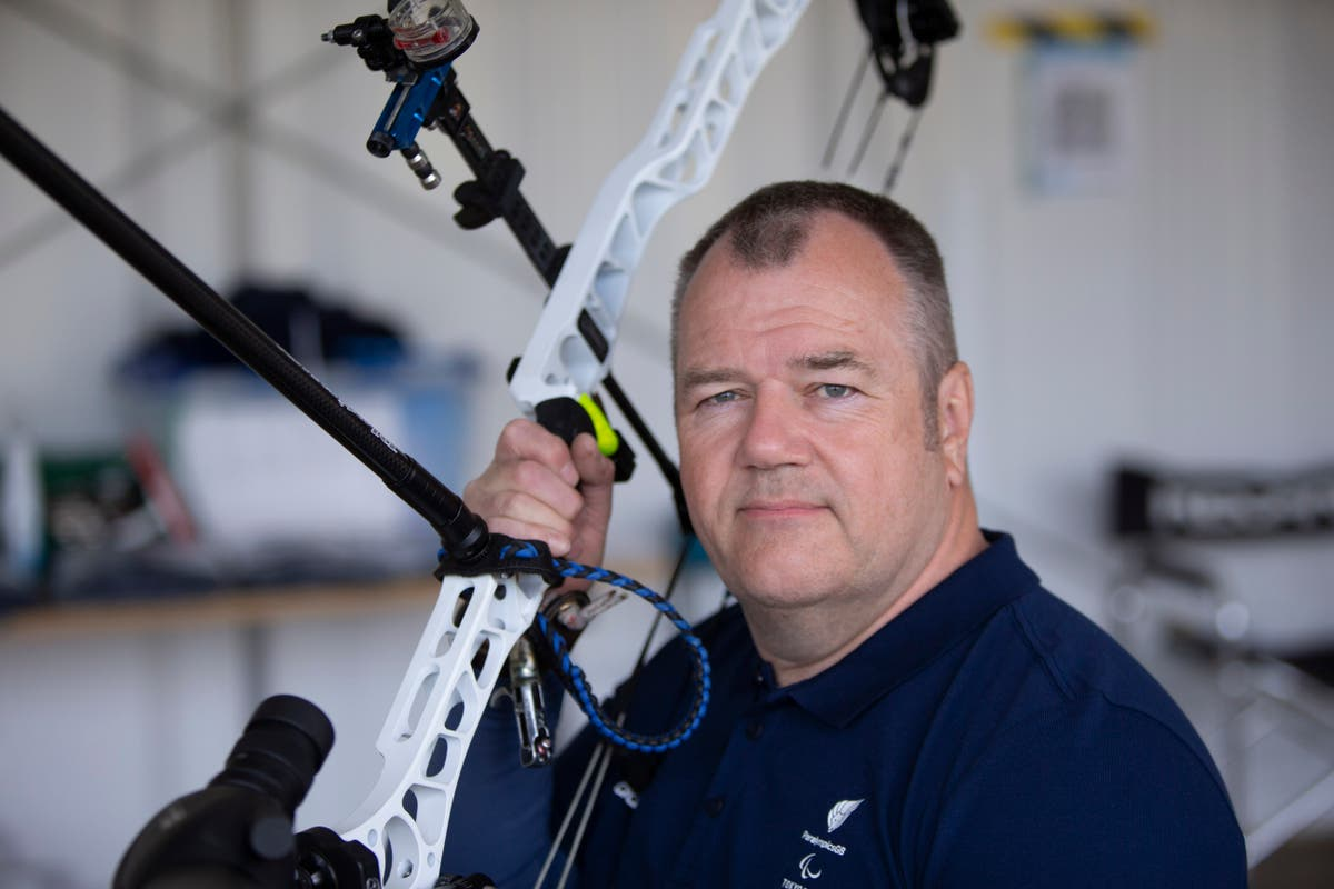 GB's John Stubbs: Delaying Games gave aspiring Paralympians 'a meaning for life'