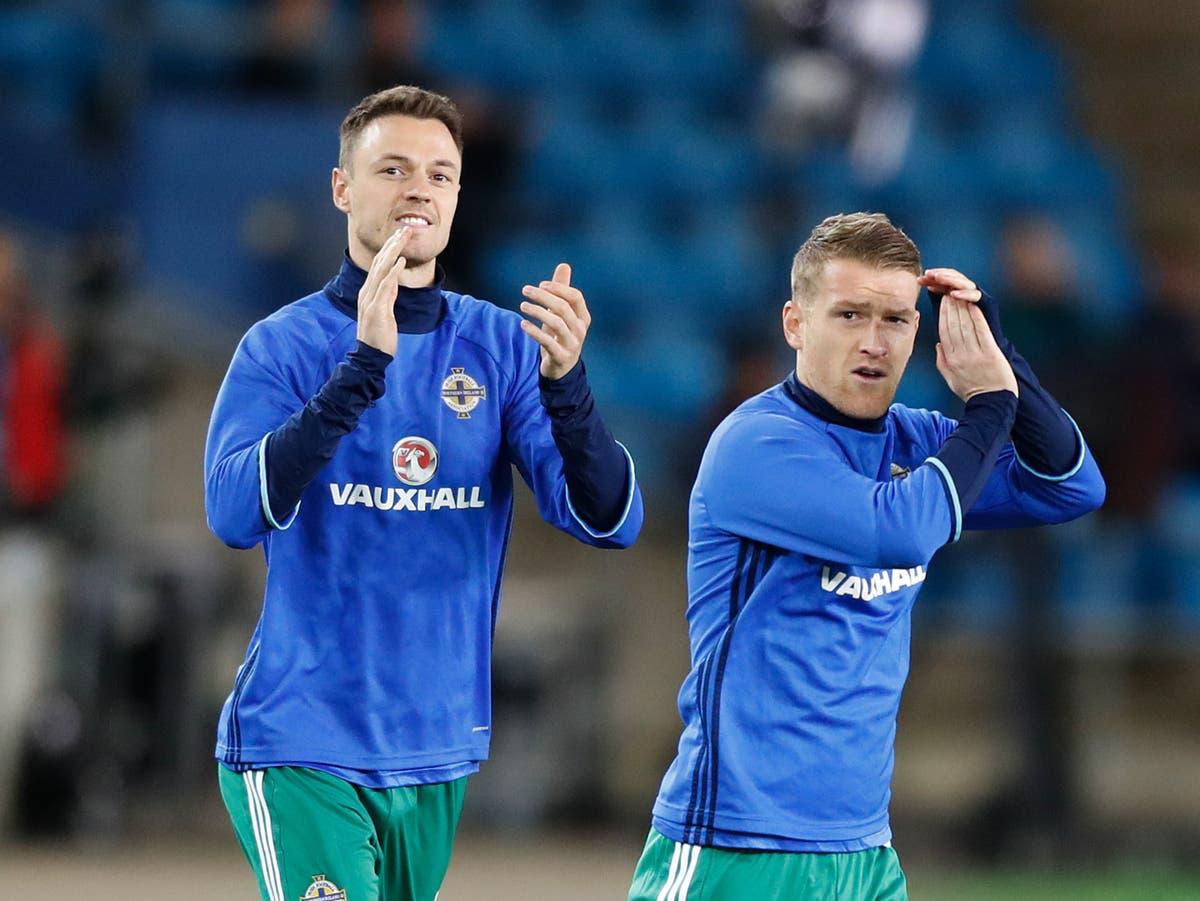 Steven Davis and Jonny Evans back in Northern Ireland squad for September games