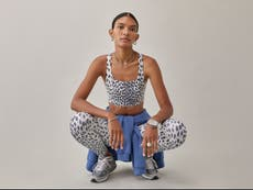 Reformation launche second 'Ref Active' activewear collection