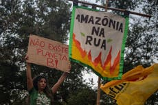 Young climate activists urge UK and UN to act on murders of environmental defenders