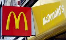 When will McDonald's milkshakes be back in British stores?
