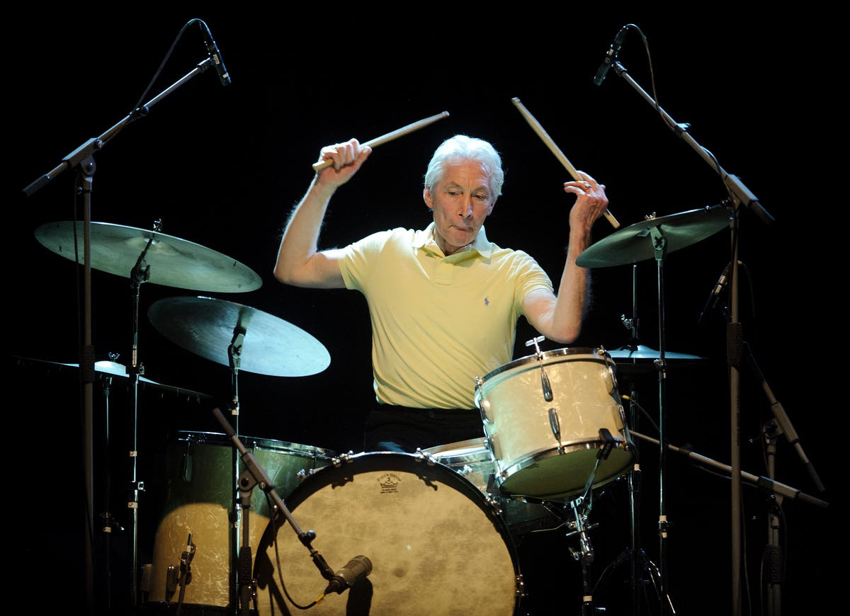 Charlie Watts: Legendary drummer of the Rolling Stones