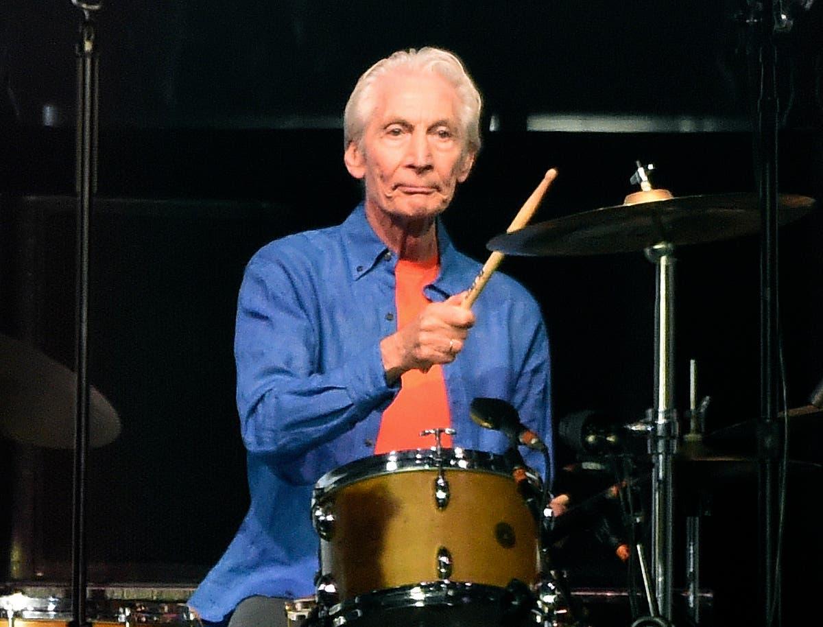 Rolling Stones bandmates salute late drummer Charlie Watts