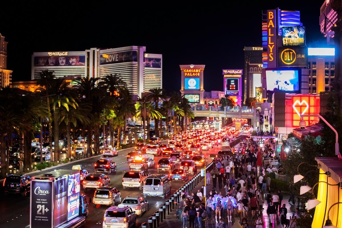 Las Vegas Strip jurisdiction joins travel firms' taxes fight