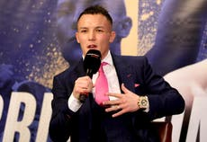 Josh Warrington vs Mauricio Lara: What time are ring walks, how to watch and undercard including Conor Benn and Katie Taylor