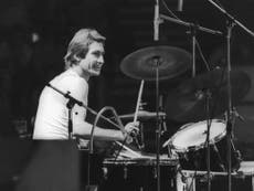 Charlie Watts, the drummer of the greatest rock'n'roll band who didn't much care for rock'n'roll