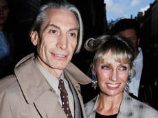Why Charlie Watts didn't tell his Rolling Stones bandmates he was married