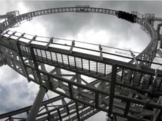 One of world's faster rollercoaster closed after riders left with broken bones