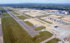 Gatwick second runway would be 'disaster for the climate', campaigners warn