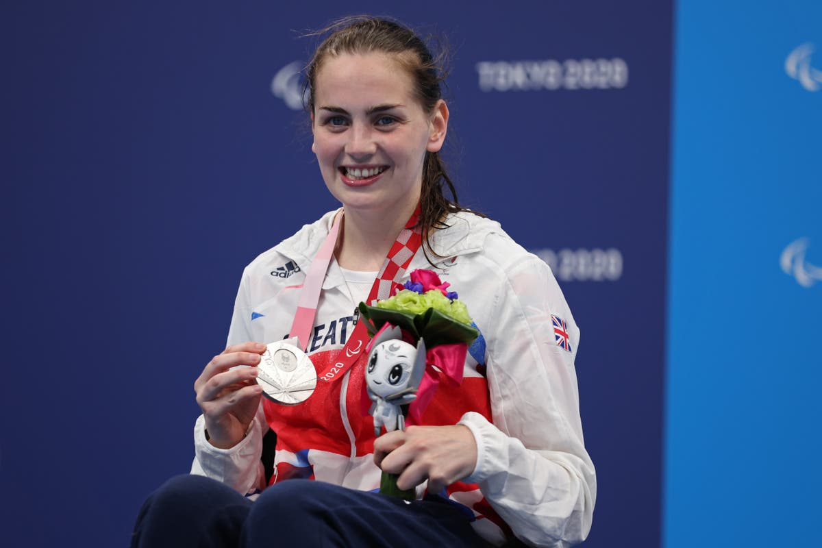 Tully Kearney cries happy tears after realising Paralympic dream at last