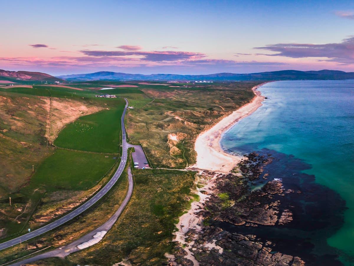 Utforsker Kintyre 66, Skottlands ikke så lange og svingete vei