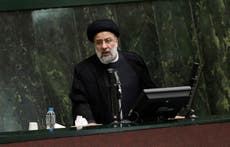 Iranian-American activists press Biden to be tough on Iran's Raisi in UN speech
