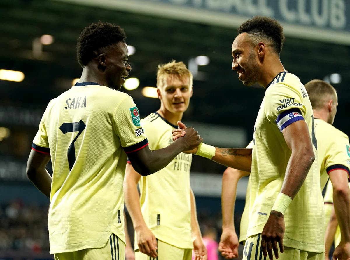 Arsenal and Southampton run riot as Burnley beat Newcastle on penalties