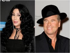 Cher says relationship with Val Kilmer didn't work as they are both 'alpha males'