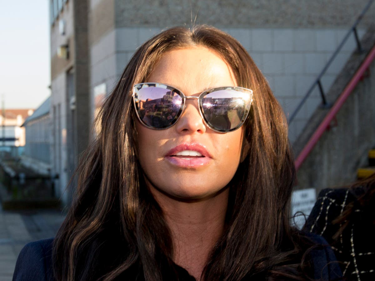 Katie Price 'cannot face' court appearance over alleged attack